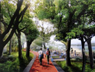 生态绿道提升幸福指数