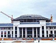 九江修水县文化艺术中心宏图华构